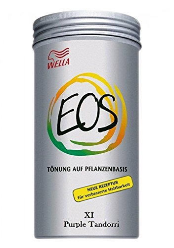 Wella EOS XI Purple Tandoorie, 120 ml