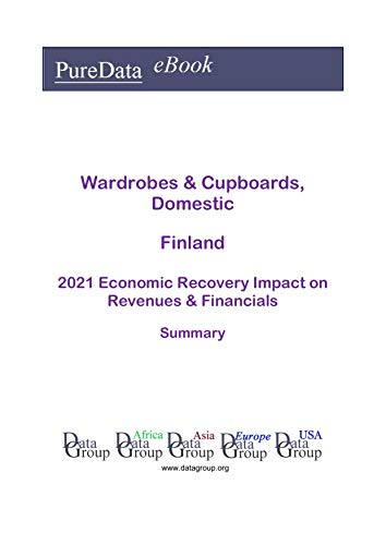 Wardrobes & Cupboards, Domestic Finland Summary: 2021 Economic Recovery Impact on Revenues & Financials (English Edition)