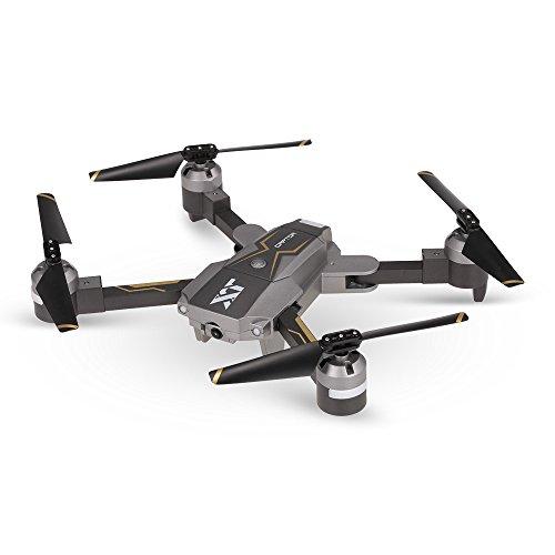 Goolsky Attop X-Pack 8 2.0MP Fotocamera WiFi FPV Pieghevole Drone Altitude Hold Flusso Ottico Posizionamento Quadcopter Giocattolo RC Regalo