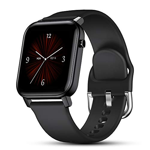 TAGG Verve SmartWatch- Active Black (10 Days Battery Life_IP68)