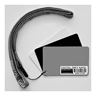 Digital Grey Kard DGK-1 White Balance Card / Gray Card for Digital Photography (B000HCQR8A) | Amazon price tracker / tracking, Amazon price history charts, Amazon price watches, Amazon price drop alerts