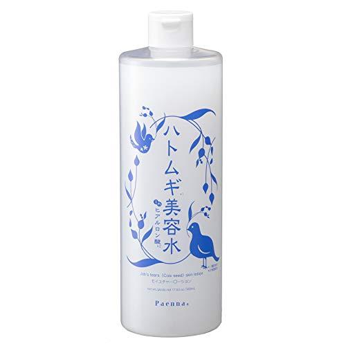 パエンナハトムギ美容水inヒアルロン酸500ml