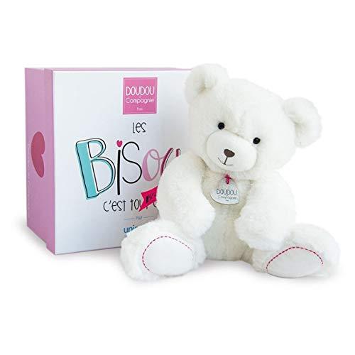Doudou et Compagnie dc3243 UNICEF Doudou oso blanco