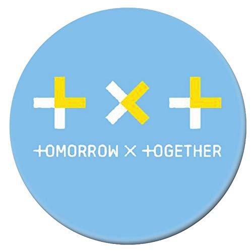 Dream On Blue Brooch Pin Badge