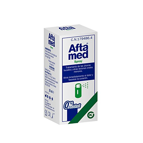 Kern Pharma Aftamed Spray, 20 ml