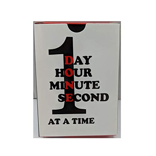 AA Sobriety Cards One Day at A Time Deck of Cards (1 Pack) Recovery Gift Alcoholics Anonymous Sober Gift
