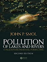 Pollution of Lakes and Rivers : A Paleoenvironmental Perspective(Paperback) - 2008 Edition