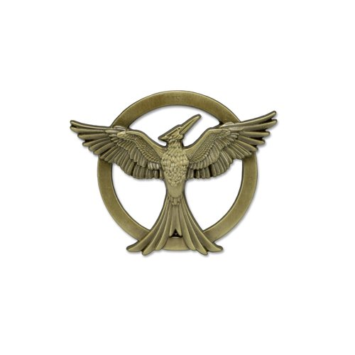 Hunger Games Mockingjay Movie Part 1 - Pin Replica Pin 'Mockingjay'