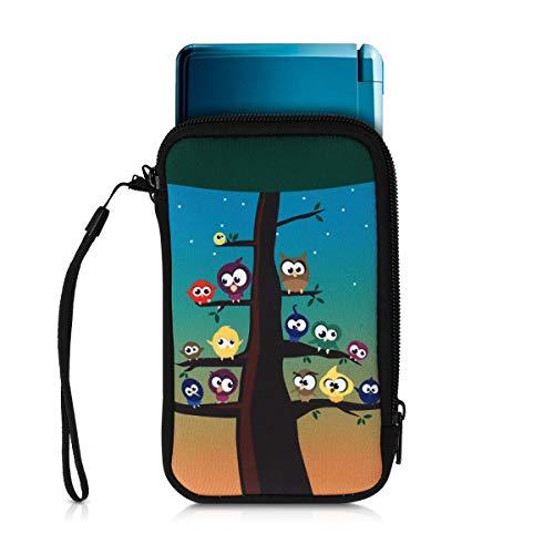 kwmobile Housse Compatible avec Nintendo 3DS XL - Sacoche de...
