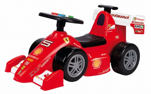 Famosa FEBER 800004888 - Correpasillos Formula 1 Ferrari