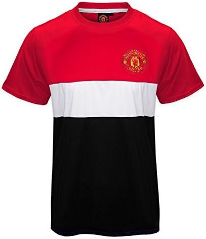Manchester United FC Camiseta de entrenamiento Para hombre Poliéster