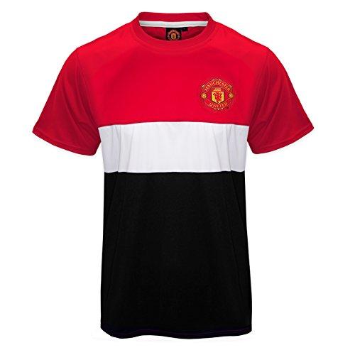 Manchester United FC - Camiseta Oficial de Entrenamiento - para Hombre -...