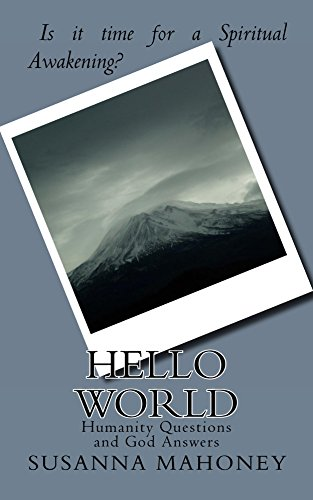Hello World (Message to my Children Book 1) (English Edition)