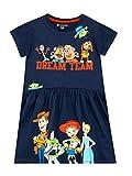 Disney Girls' Toy Story Dress Size 4 Blue