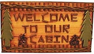 Best cabin welcome signs Reviews