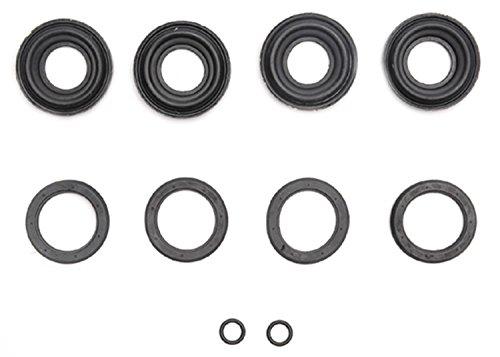 ACDelco 18h1147profesional disco delantero pinza de freno para y sello Kit con botas, sellado, y casquillos