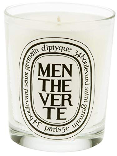 Diptyque Menthe Verte - kaars Scented Candle 35g