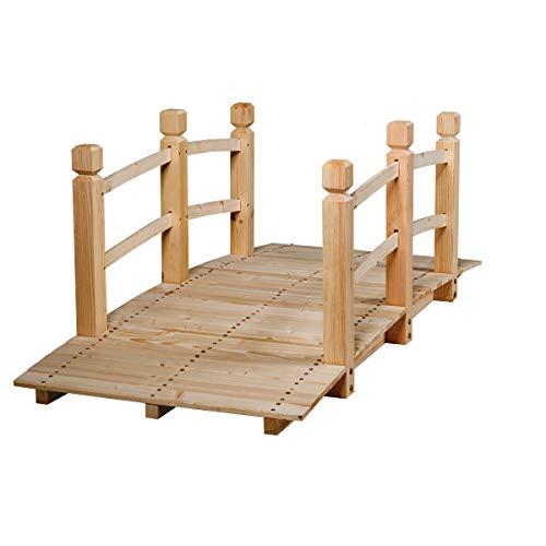DREAMADE -   Holzbrücke für