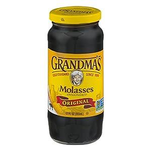 Grandma's Original Molasses, 12 Oz (Pack Of 2)