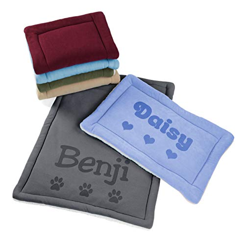 Custom Catch Personalized Dog Mat