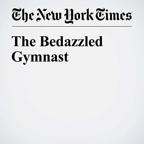 The Bedazzled Gymnast cover art
