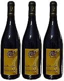 Moulin à vent, Vin Rouge, par lot de 3 bouteilles de 75cl