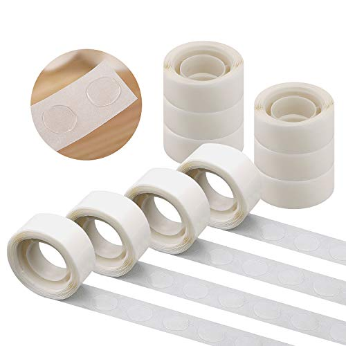 Balloon Glue Point Dots Removable Adhesive Crafts Tape Dot for Artcraft Supplies (200)