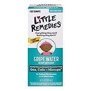 Little Remedies Fast Acting Gripe Water | Safe for Newborns | 4 FL OZ