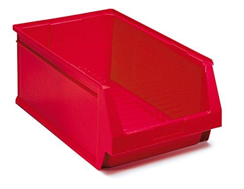 Tayg 58 Gaveta apilable nº58 roja, Rojo, 500 x 303 x 200 mm