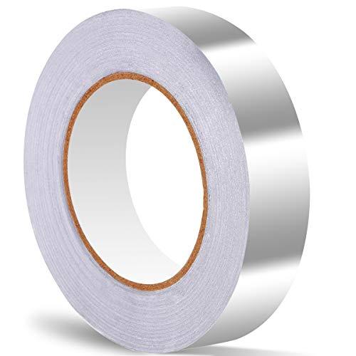 Cinta de aluminio Akuoly con adhesivo conductor 20 m x 25 mm,...