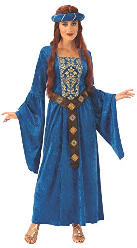 Rubies Disfraz de Doncella Medieval para Mujer - Multi - Large