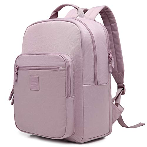 HotStyle PEQUEZ Minimalist Laptop Backpack For Women & Teen Girl, Ideal For College/Work/Travel,...