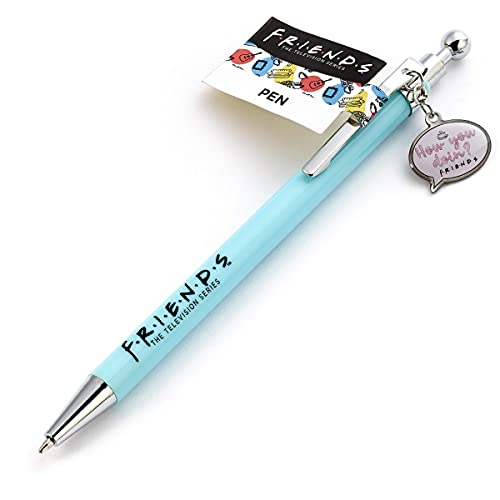 FRIENDS TV Show How you Doin? Charm Pen by The Carat Shop