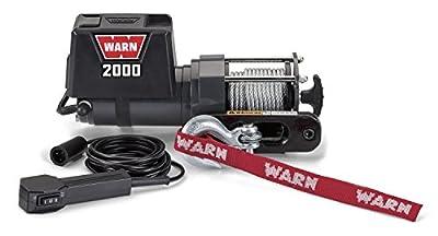 Warn DC Utility Winch