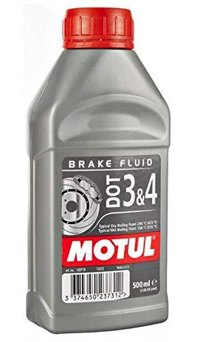 Bremsflüssigkeit Motul DOT 3&4 Brake Fluid 500ml