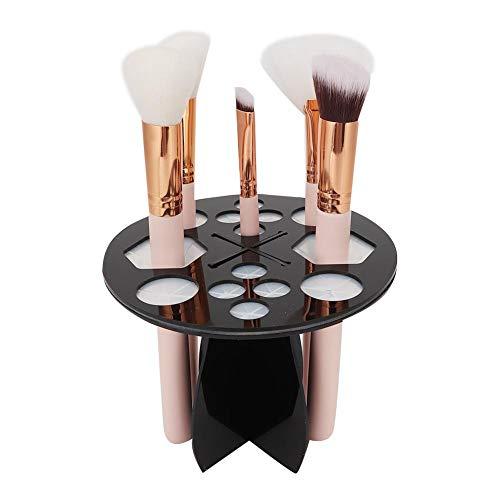 14 Trous Cosmétique Brosse Séchage À L'air Rack Rack Maquillage Brosse Sèche-Support Beauté Outils Affichage Organisateur Cosmétique De Stockage Stand