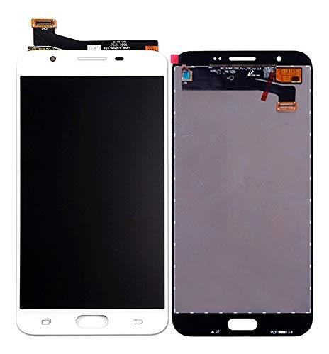 Tela Display Lcd Touch Screen Frontal Galaxy J7 Prime G610 Branco