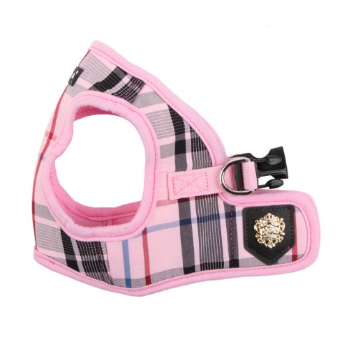 Puppia Authentic Junior Harness B, Small, Pink