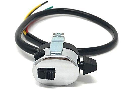 Moto Amplificador & Alto / bajo Interruptor - a Medida Lucas Réplica...