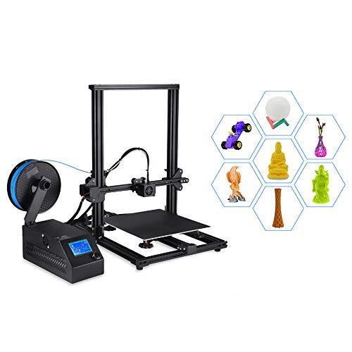 YXFYXF Impresora 3D con Eje Z Simple para ImpresióN De Alta PrecisióN Grande, Kit De Bricolaje Marco Estable, ProteccióN De Apagado, Arquitectura/Medicina/Industria/Hogar/Campo De PelíCulas