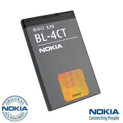 BATTERIA NOKIA BL-4CT ORIGINALE 2720F 5310 5630 X3 6600F 7210 7230 2720 X3 7310
