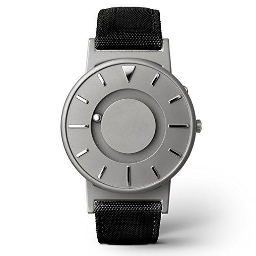 Eone Bradley Reloj Lienzo Noir Negro
