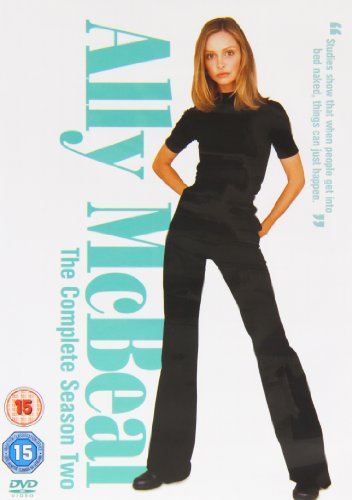 Ally Mcbeal Complete Series 2 [Reino Unido] [DVD]