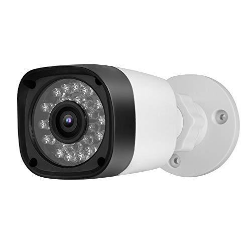 【-】 Waterdichte camera met hoge resolutie voor nachtbeveiliging voor thuis Camera voor buiten DVR-beveiliging Buiten voor veiligheid thuis Handleiding ATW(5MP PAL)