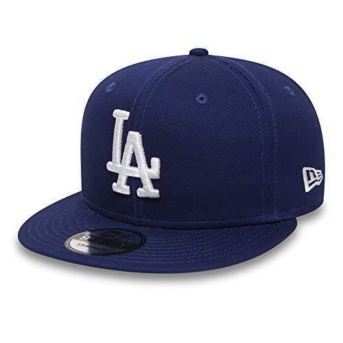 New Era Baseball Cap Mütze MLB 9 Fifty LA Dodgers Snapback, Blue/White, S/M