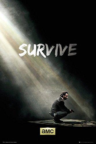 GB eye Poster The Walking Dead - Survive - 61 x 91.5 cm | Posters.de