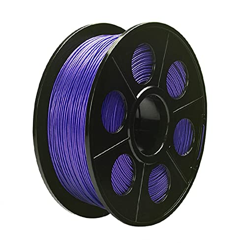 Night K Filamento de Impresora 3D PLA, para bolígrafo 3D y Materiales de impresión FDM Consumibles 1,75/3,00 mm 1 kg 190-210 ° C, precisión Dimensional +/- 0,02 mm Purple