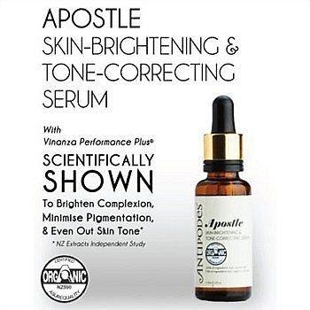 ANTIPODES Apostle Skin Brightening & Tone Correcting Serum