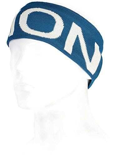 Mons Royale Arcadia Headband Taille Unique Grape/Navy