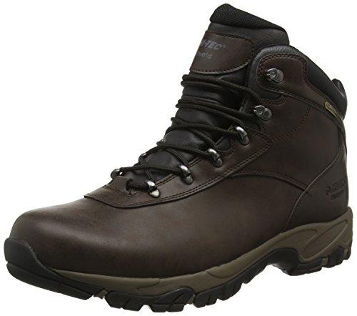 Hi-Tec Herren Altitude V I Waterproof Trekking-& Wanderhalbschuhe, Braun Chocolate/Dark Taupe/Black,...